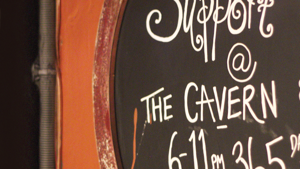 Support at The Cavern update - April 2021