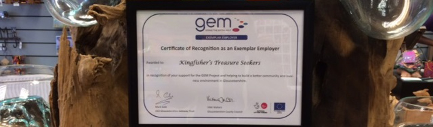 We are Exemplary Employers!