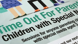 Time out for Parents - Special Needs - Online