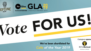 The Cavern has been shortlisted in So-Glos Awards AGAIN!